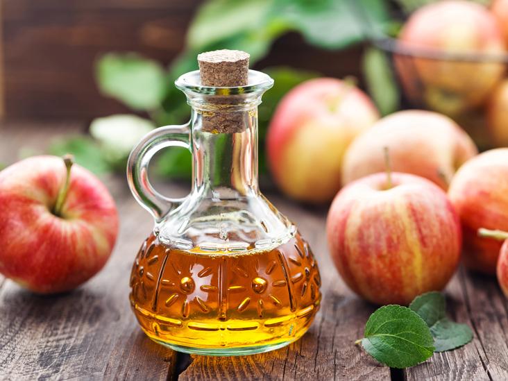 Яблочный уксус для лица: отзывы врачей и косметологов. Маски ...