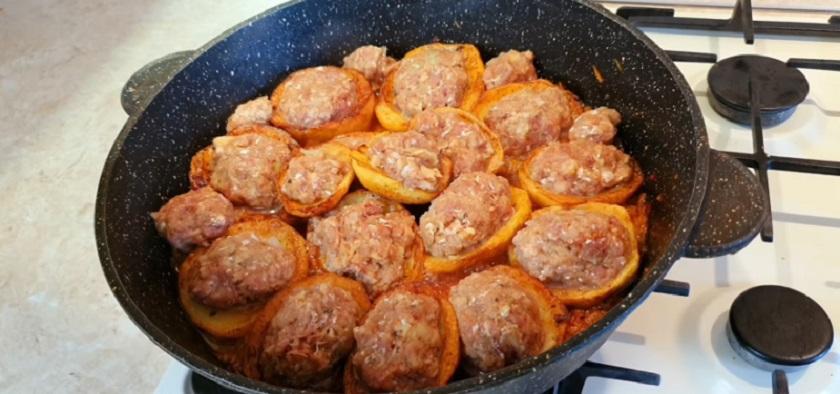 Картофельные лодочки: потрясающее блюдо из обычных продуктов