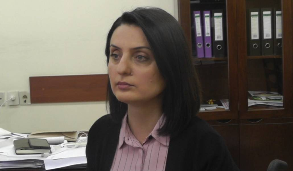 Zaruhi Batoyan: My desire is to stay in the ministry
