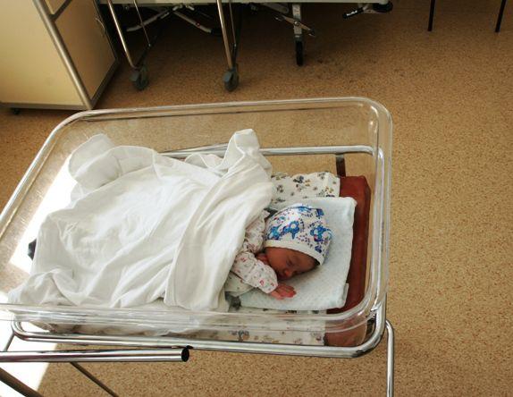 Оставила ребёнка в роддоме после шести лет мольбы о беременности