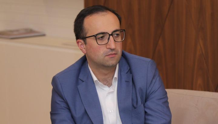 Yerevan.Today | Արսեն Թորոսյանը Վրաստանի ...