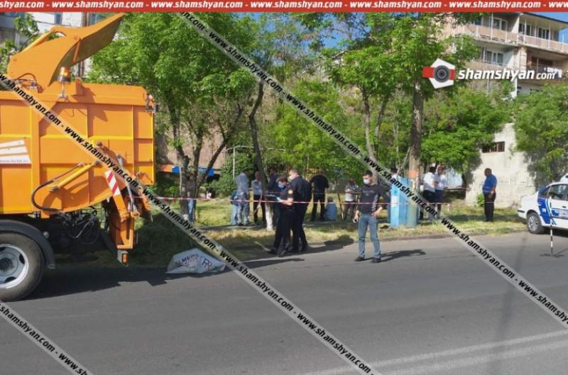 Դաժան ու ողբերգական դեպք Երևանում. 67-ամյա տղամարդու գլուխն աշխատանքներ կատարելիս աղբատարի սեղմակի տակ է մնացել ու կտրվել