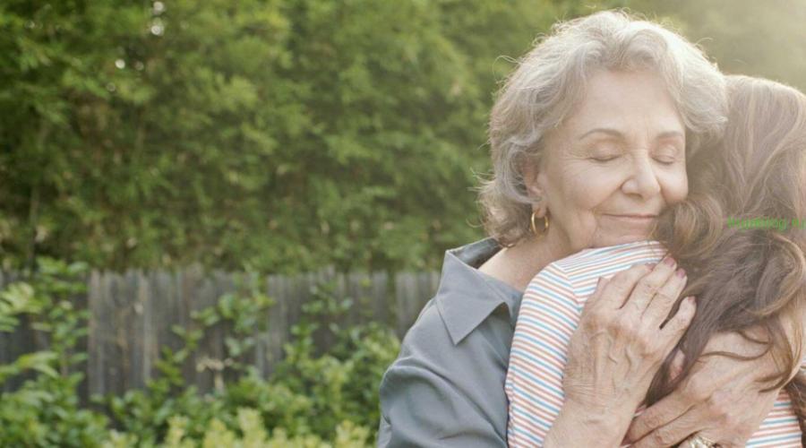 Երազում էր հանգուցյալ տատիկի և մոր ...