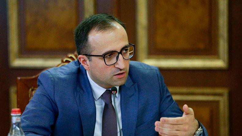 Арсен Торосян: В Армении достаточный запас продовольствия и ...