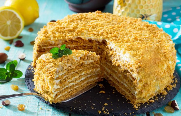 Շատ համեղ մեղրով տորթ | Բաղադրատոմսեր