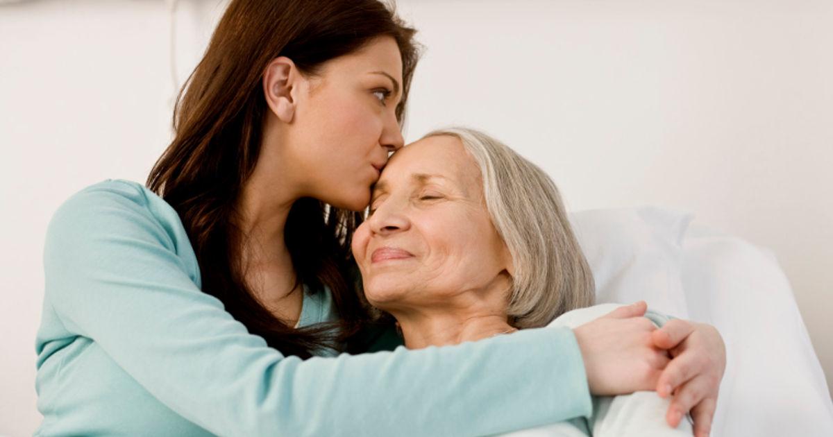 Стареющая мать» — стихотворение вызывающее сильнейшие эмоции