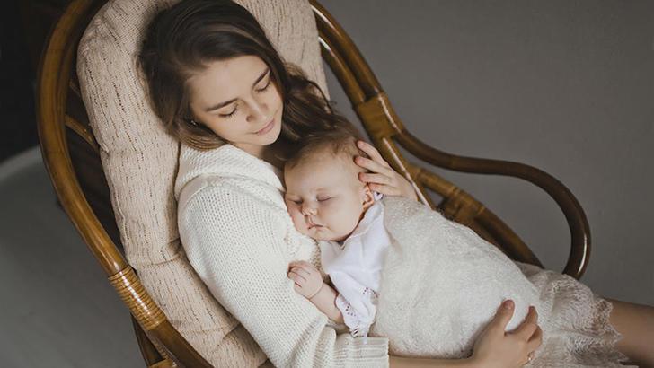 Как отучить ребенка от укачивания