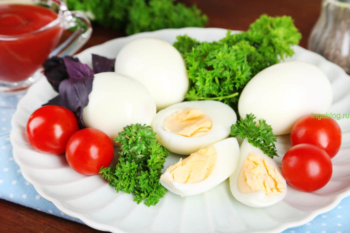 Яичная диета | Диетическое питание | Меню на каждый день | Доктор ...