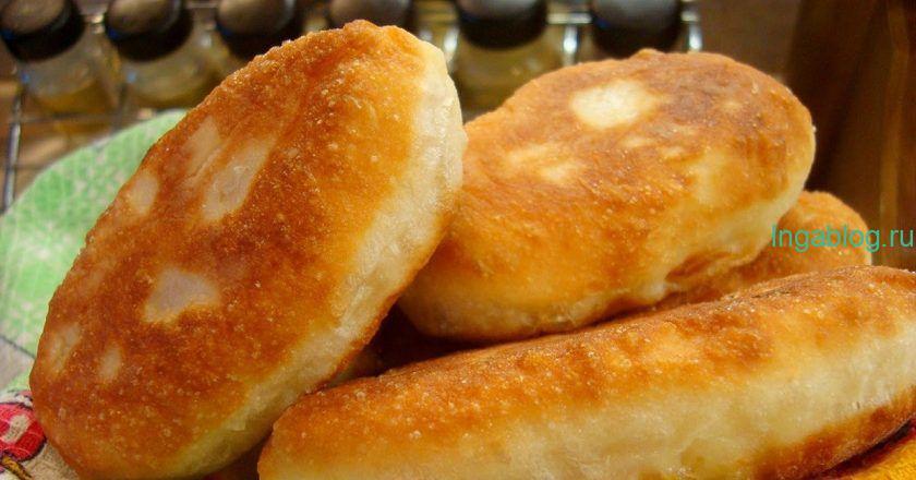 Ніжні сирні пиріжки з картоплею