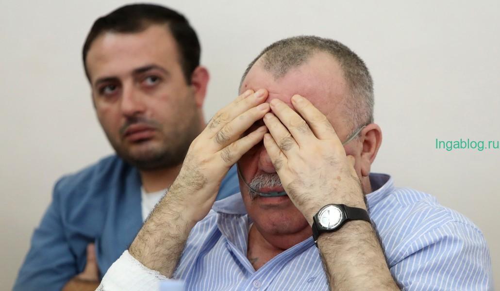 Մանվել Գրիգորյանին արտերկրում ...