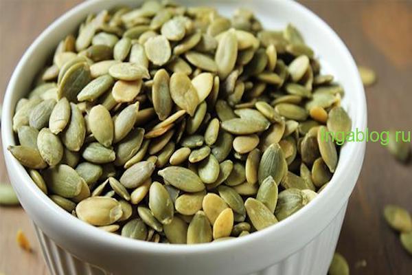 Как употреблять семена тыквы, чтобы избавиться от холестерина ...