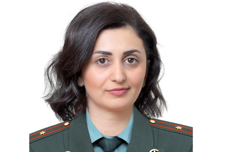 Շուշան Ստեփանյանը նշանակվել է ՀՀ ՊՆ ...
