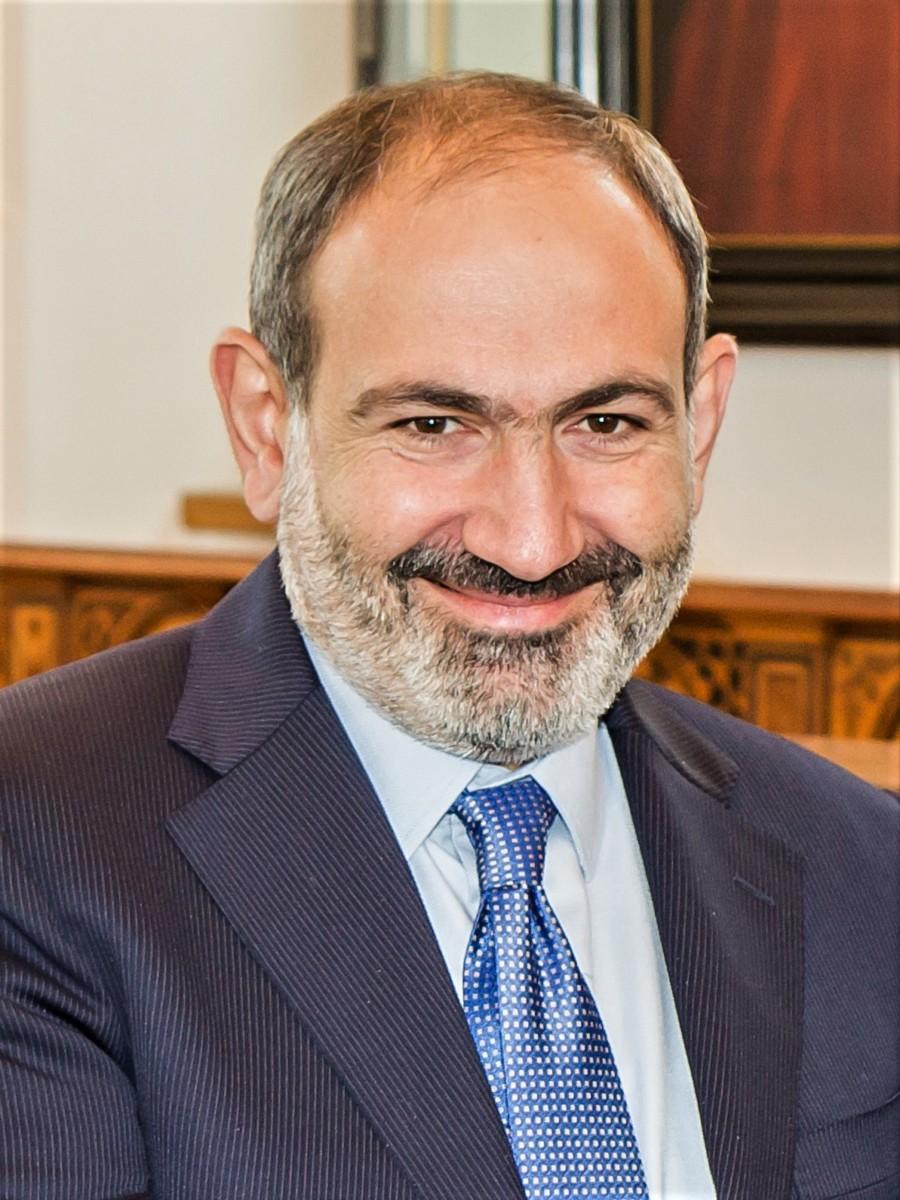 Файл:Besuch des Ministerpräsidenten von Armenien, Nikol Pashinyan ...