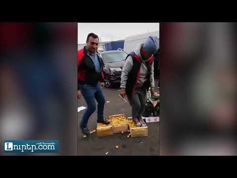 Ադրբեջանցիները Մոսկվայում ծիրան են ...