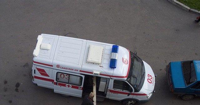 Երևանում շտապօգնության ավտոմեքենա է շրջվել